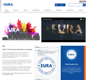 Welcome to the new EuRA website!
